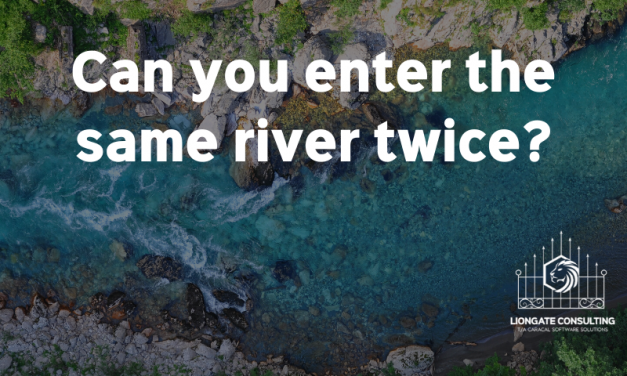 Business Operations: Can you enter the same river twice?
