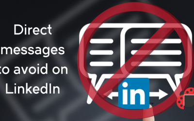 Direct messages to avoid on LinkedIn