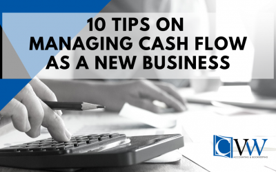 10 Tips on Managing Cash Flow as a New Business