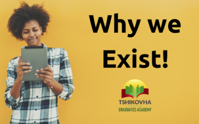 Why we Exist!