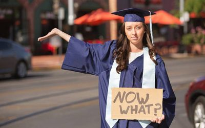 THE DANGER OF GRADUATES THAT DON'T THINK BEYOND THEIR CERTIFICATES!
